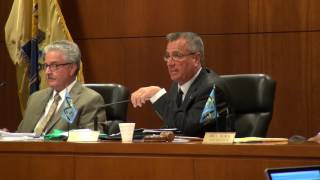 Robert Quinn at Middlesex County Freeholders Meeting 06162017