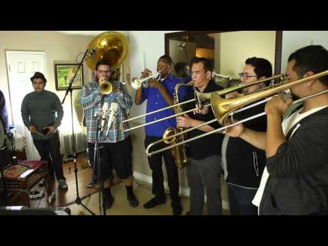 Jackson 5 Cover - I Want You Back - Top Shelf Brass Band