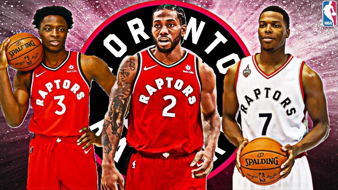 Kawhi Leonard Toronto Raptors Rebuild