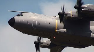 RIAT 2014 Airbus A400M Atlas The Royal International Air Tattoo