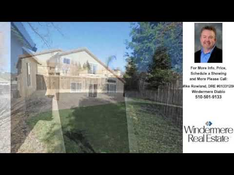 719 ANTIQUITY, FAIRFIELD, CA Presented by Mike Rowland, DRE #01331280.