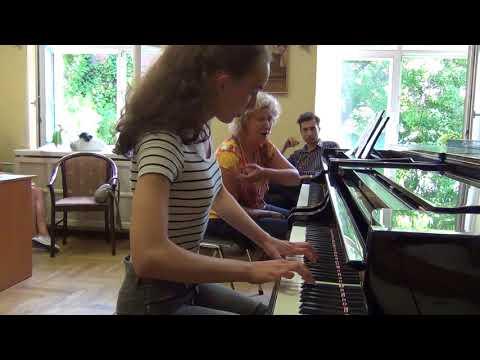 03.08.2017 Sofia Khvichia. II-nd International Summer School, Moscow