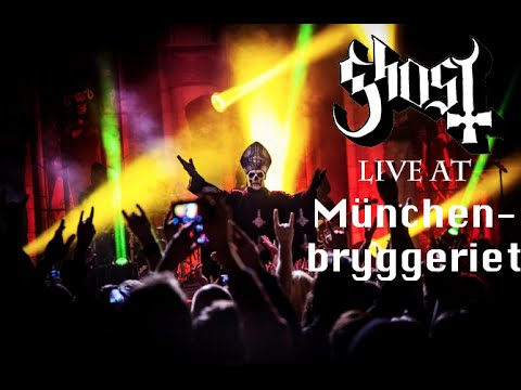 Ghost B.C - Satan Prayer (Live at Münchenbryggeriet)