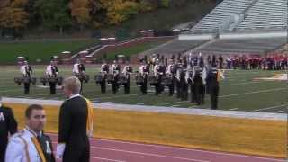 Appalachian State University Drumline 2011