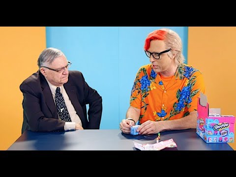 Sacha Baron Cohen Got Joe Arpaio To Argue With A Donut YouTube - Cohen's table pads
