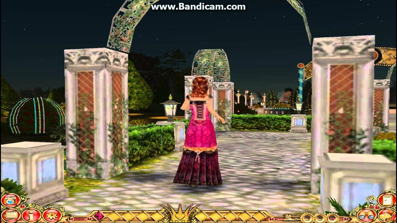 скачать игру приключения принцессы парк чудес