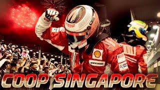 F1 2016 Coop - Напряженная борьба в Сингапуре #4