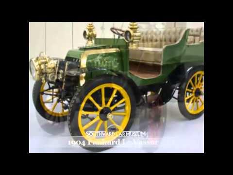 Southward Car Museum Paraparaumu NZ