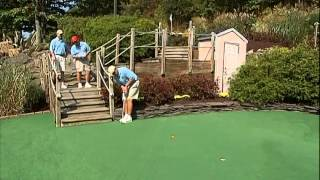 Harris Cup - Miniature Golf Championship