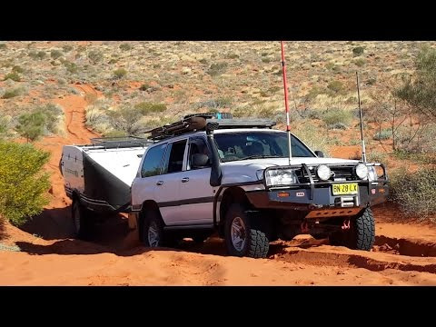 Simpson Desert 2015