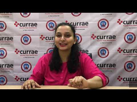 Diet & Exercise practise in Covid Pandemic   Dt. Shamika   Currae Hospitals