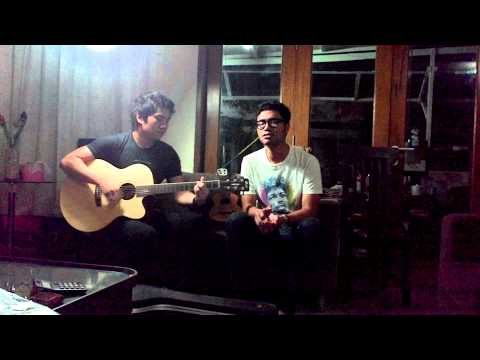 Robbie Williams - Better Man (Acoustic Cover) by Haikal & Kina
