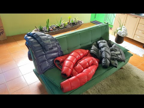 Macpac Equinox Alpine Series Down Jacket