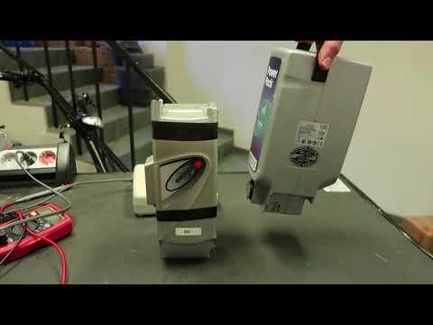 batteri elcykel