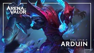 Arduin: Hero Spotlight | Gameplay - Arena of Valor