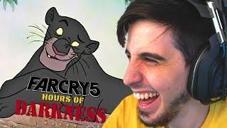 LA PANTERA TRAICIONERA Y EL BUFÓN - DLC Far Cry 5