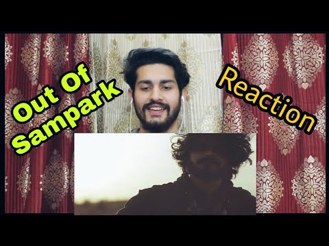 EMIWAY- OUT OF SAMPARK (OFFICIAL MUSIC VIDEO) Reaction | Ishan Sethi