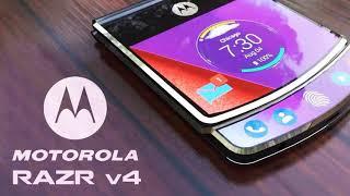MOTOROLA RAZR V4 smartphone LATEST NEWS AND HEARING, device menu