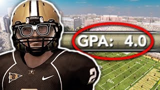 I'm an academic All-American | NCAA 11 RTG #8 (S2)