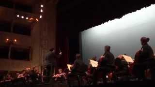 Beethoven Sinfonia n.7, I mov. / Orchestra del Teatro Regio di Torino - Federico Ferri, direttore