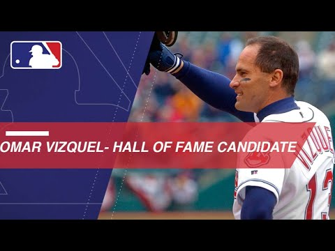Vizquel is a candidate for the 2018 Hall of Fame