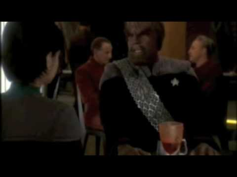 Klingons as Samurai - Final Edit and Submission