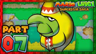 Mario & Luigi: Superstar Saga - Part 7 - Beanbean Castle!
