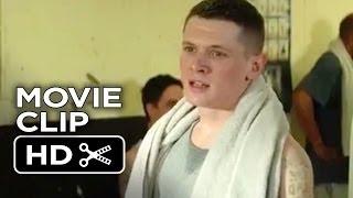 Starred Up Movie CLIP- Gym (2014) - Rupert Friend British Drama HD thumbnail