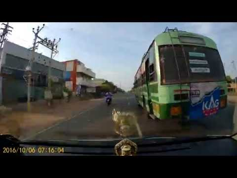 Road trip from Bangalore to Trichy