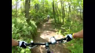 Brush Creek Trail outside Ocoee, Tennessee - Part 3
