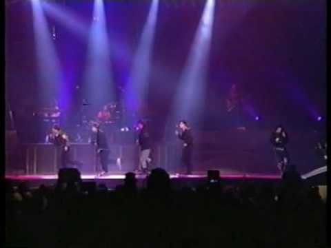 ② My Favorite Girl Live In Providence - New Kids On The Block