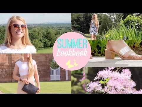 Summer Lookbook//Outfit Ideas FT Motel Rocks | Lucy Flight