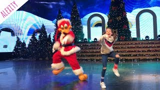 DANCE BATALLA BREAKDANCE- PORTAVENTURA - WOODY VS ALEXIA 8 YEARS OLD