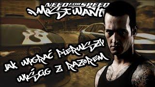 NFS: Most Wanted Jak wygrać pierwszy wyścig z Razorem ( How to win the first race with Razor