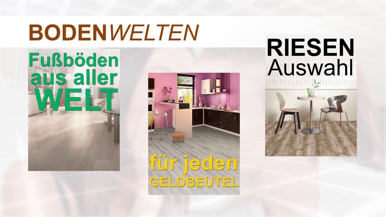 Bodenwelten-Parkett, Laminat, Vinyl Und Designböden Bei Holzwelt
