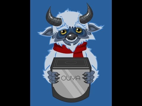 OUYA SYSTEM UPDATE: ABOMINABLE SNOWMAN