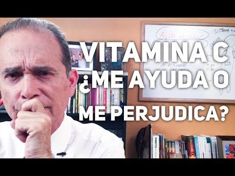 Vitamina C ¿Me ayuda o perjudica? El efecto alcalino de la carne.