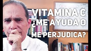 Episodio #1200 Vitamina C ¿Me ayuda o perjudica?