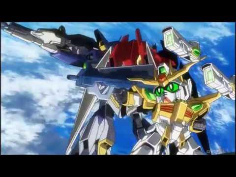 Gundam Build Fighters Try  Island Wars  AMV Untraveled Road