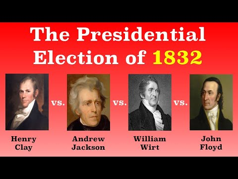 The American Presidential Election of 1832