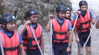 River Rafting Turkey 2015