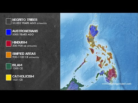 Philippine Mythology 101: Mapping Migrations and Influences