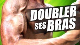 DOUBLER SES BRAS avec SEULEMENT 3 EXERCICES thumbnail