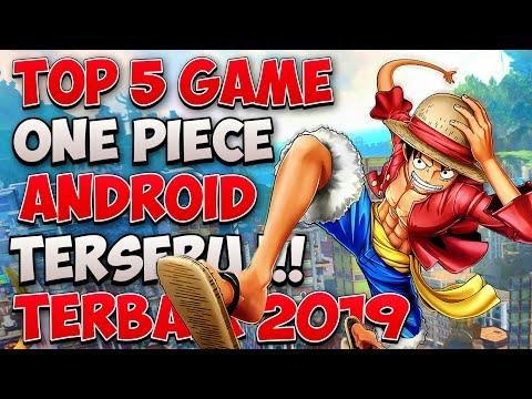 Top 5 Game One Piece Android Terbaik 2019 - Online/Offline Best Games Anime Terseru - 동영상