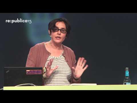 re:publica 2015 - Gabriella Coleman: How Anonymous (Narrowly) Evaded the Cyberterrorism Rhetori... on YouTube