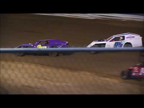 Sport Mod Heat #1 from Jackson County Speedway, May 11th, 2018.