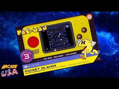 MyArcade Pac-Man Mini Player!