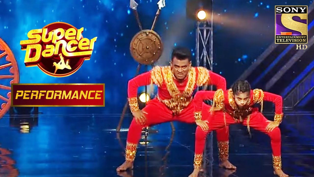 """Prerna And Bharat's Fiery Performance On """"Chale Chalo"""" 