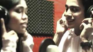 Gambar cover Aliff Aziz &  Bella Astillah - Fight Song