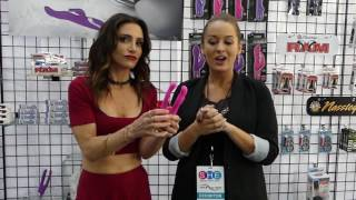 Nasstoys at the Sexual Health Expo with Emily from Sex with Emily
